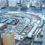Tsukiji Market<br />photo credit: Wikipedia