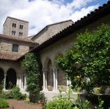 The Cloisters, Fort Tryon Park, New York<br />photo credit: metmuseum.org