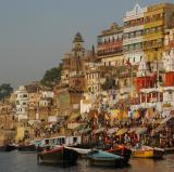 Varanasi, India<br />photo credit: incredibleindia.org.in