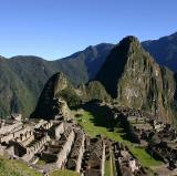 Machu Picchu, Peru<br />photo credit: Wikipedia