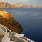 Mystique, Santorini, Greece<br />photo credit: mystique.gr