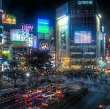 Shibuya, Tokyo, Japan<br />photo credit: Wikipedia
