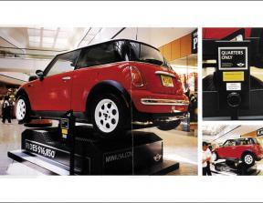 Mini Cooper 2002 US Launch Campaign<br />