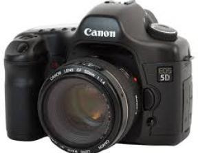 Canon 5D<br />