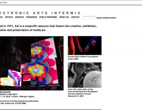 Electronic Arts Intermix<br />