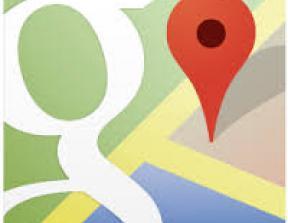 Google Maps<br />