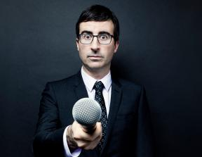 The weekly thematic John Oliver segment on Last Week Tonight (Youtube)<br />photo credit: thedailybeast.com