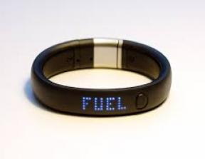 """Nike + - """"FuelBand""""<br />"""
