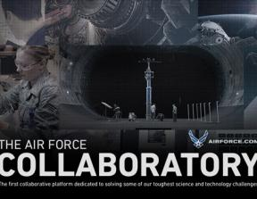 The Air Force Collaboratory Project<br />