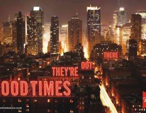 Budweiser - &quot;Good Times&quot;<br />