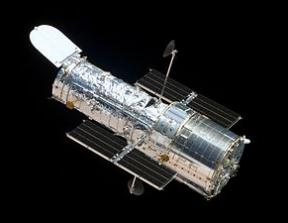 "Nike - ""Hubble Telescope""<br />photo credit: Wikipedia"