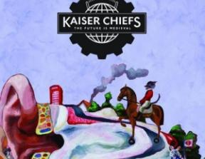 """Kaiser Chiefs – """"The Future Is Medieval""""<br />Photo credit: Wikipedia"""