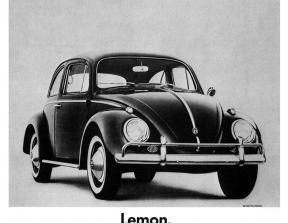 "Volkswagen - ""Lemon""<br />photo credit: ateliertally.com"