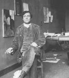 Amedeo Modigliani<br />photo credit: Wikipedia