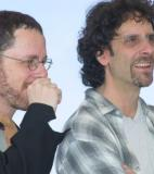 The Coen Brothers<br />photo credit: Wikipedia