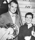 Charles and Ray Eames<br />photo credit: Wikipedia