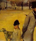 Edgar Degas<br />photo credit: Wikipedia