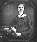 Emily Dickinson<br />photo credit: Wikipedia