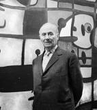 Joan Miró<br />photo credit: biography.com