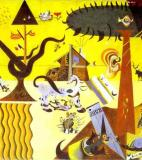 Joan Miró<br />photo credit: joan-miro.info