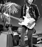 Jimi Hendrix<br />photo credit: Wikipedia