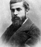 Antoni Gaudí<br />photo credit: Wikipedia