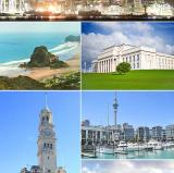 Auckland, New Zealand<br />photo credit: Wikipedia