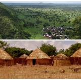 Benin and Nigeria<br />photo credit: Wikipedia & travel-images.com