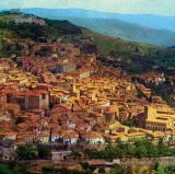 Cortona, Tuscany, Italy<br />photo credit: cortonacenter.com