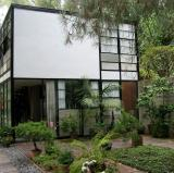 Eames House (Case Study House No. 8)<br />photo credit: Wikipedia