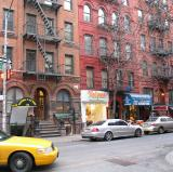 Greenwich Village, New York<br />photo credit: Wikipedia