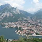 Lake Como, Lombardy, Italy<br />photo credit: Wikipedia