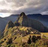 Machu Picchu, Peru<br />photo credit: Wikipedia
