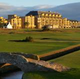 Playing golf, Old Course, St. Andrews, United Kingdom<br />photo credit: oldcoursehotel.co.uk