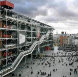 Centre Georges Pompidou, Paris, France<br />photo credit: pictify.com