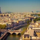 Paris, France<br />photo credit: theodysseyonline.com