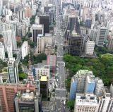 Paulista Avenue, São Paulo, Brazil<br />photo credit: Wikipedia