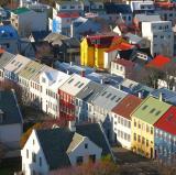 Reykjavík, Iceland<br />photo credit: Wikipedia