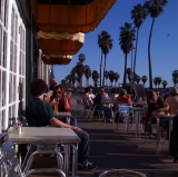 On The Waterfront Cafe, Venice Beach, California<br />photo credit: waterfrontcafe.com