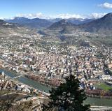 Trento, Italy<br />photo credit: Wikipedia