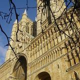 Lincoln Cathedral<br />photo credit Wikipedia
