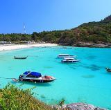 Racha Island, Thailand<br />photo credit: phuketthailandtrip.com