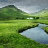 Scottish Highlands, Scotland<br />photo credit: cntraveller.com